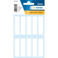 Herma Sticker 3737  13x50mm White (70 Labels/Pack)